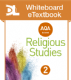 AQA A-level R.E. Studies Year 2 Whiteboard  [L]..[1 year subscription]